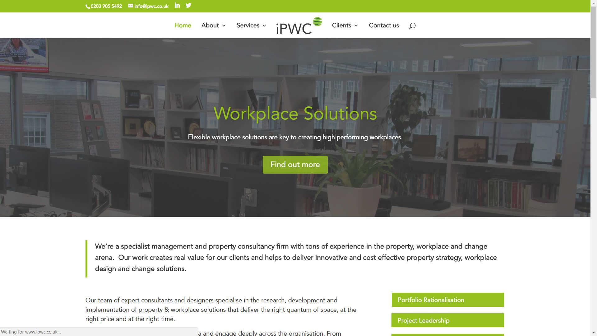 iPWC-site